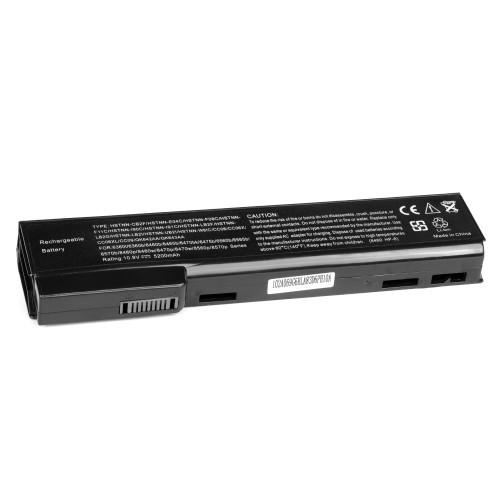 Аккумулятор для ноутбука HP ProBook 6360b, 6460b. (10.8V 5200mAh) PN: HSTNN-CB2F.