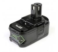 Аккумулятор для Ryobi. 18V 4.0Ah (Li-Ion) PN: RB18L40