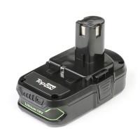 Аккумулятор для Ryobi. 18V 1.5Ah (Li-Ion) PN:  RB18L15.