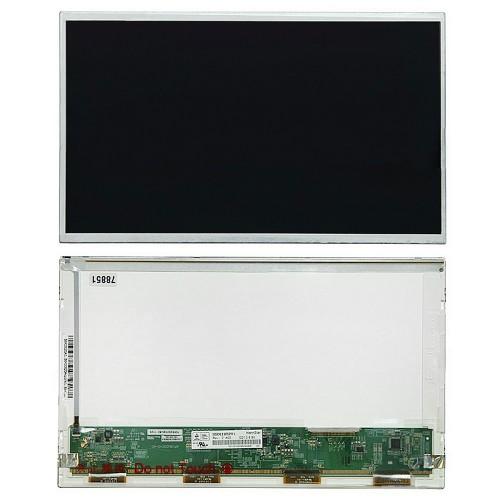 Матрица для ноутбука 12.1 1366x768 WXGA, 30 pin LVDS, Normal, LED, TN, без крепления, глянцевая. PN: HSD121PHW1