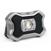 Аккумулятороный фонарь TopON TOP-MX2BT LED 20 Вт 2000 лм 7.3 В 4.0 Ач Bluetooth колонка