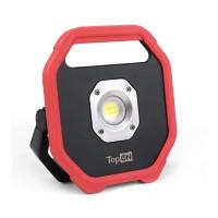 Аккумулятороный фонарь TopON TOP-MX1MG LED 10 Вт 1100 лм 3.7 В 4.4 Ач магнитное крепление