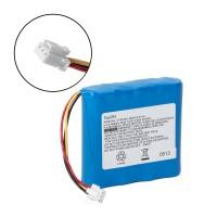 Аккумулятор для робота-пылесоса Moneual Rydis MR7700, R750. 12.8V 1400mAh Ni-MH. PN: 10J001026, TOP-MR770-14