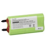Аккумулятор для электровеника Philips FC6125. 4.8V 1800mAh Ni-MH. PN: PHC612VX, TOP-FC-18