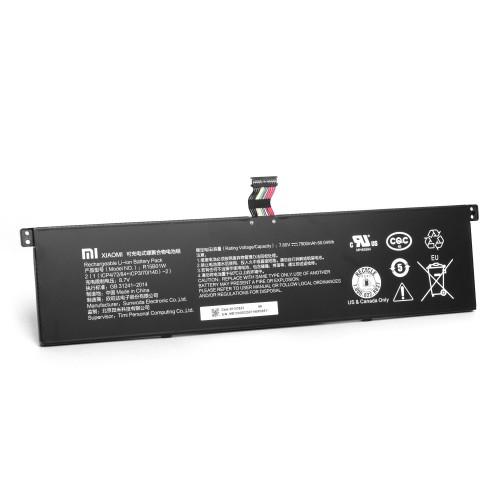Аккумулятор для ноутбука Xiaomi Mi PRO 15.6. 7.6V 7900mAh. PN: R15B01W
