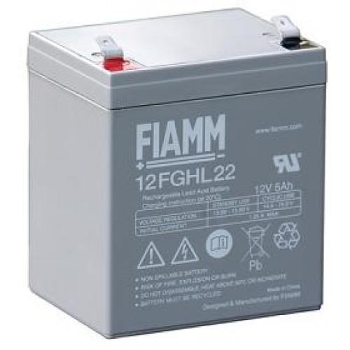 Аккумуляторная батарея 12FGHL22 (FGHL20502) (12В 5Ач)