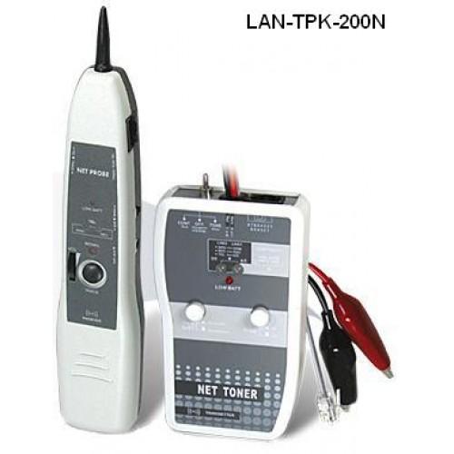 Тестовый набор TPK-200N для трассировки линий (тональный генератор, индуктивный щуп)