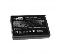 Аккумулятор для ноутбука HP Pavilion ZD8000, ZX6000, NX10, Presario R3000 Series. 14.8V 6600mAh 98Wh, усиленный. PN: 346970-001, HSTNN-DB03.