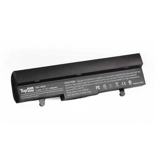 Аккумулятор для ноутбука Asus Eee PC 1001PX, 1001HA, 1005HA Series. 11.1V 4400mAh 49Wh. PN: AL31-1005, ML31-1005.