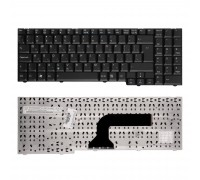 Клавиатура для ноутбука Asus G50 G50G G50V G50VT G70 M50 M70 M70L X71 Series. Черная.