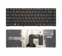 Клавиатура для ноутбука Asus N20, N20A, N20H Series. Плоский Enter. Черная, без рамки. NSK-UB00R, 9J.N0Z82.00R.