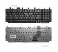 Клавиатура для ноутбука HP Pavilion DV8000, DV8100, DV8200, DV8300, DV8400 Series. Черная.