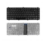 Клавиатура для ноутбука HP Omnibook 500 510 520 530 HP Pavilion ZU175 ZU1155 XU155 Series. Черная.