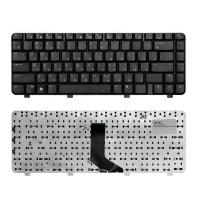 Клавиатура для ноутбука HP Omnibook 500, 510 Series. Плоский Enter. Черная, Без рамки. PN: AEJT1TPU028, 438531-001.