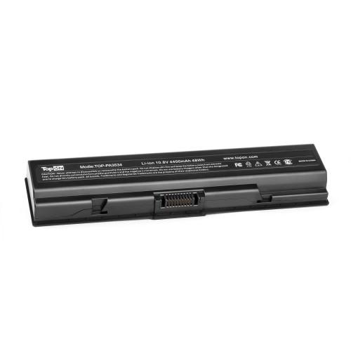 Аккумулятор для ноутбука Toshiba Satellite A200, A210, A300, A500, L200, L500, M200 Series. 10.8V 4400mAh 48Wh. PN: PA3534U-1BAS, PABAS098.
