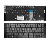 Клавиатура для ноутбука HP ProBook 5310, 5310m Series. Плоский Enter. Черная, с черной рамкой. PN: MP-09B83SU6698.