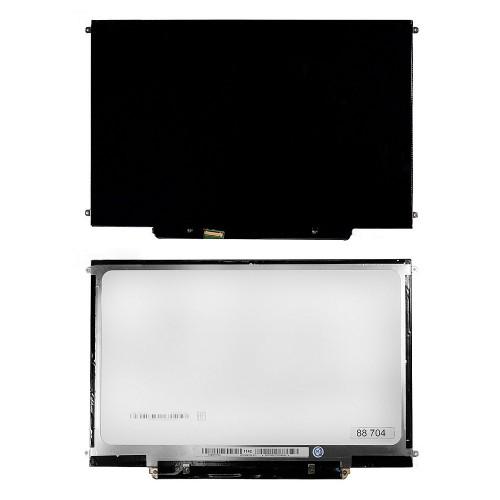 Матрица для ноутбука 13.3 1280x800 WXGA, 30 pin LVDS, Slim, LED, TN, крепления слева/справа (уши), глянцевая. PN: LTN133AT09.
