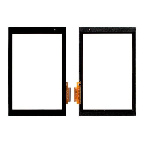 Сенсорное стекло, тачскрин для планшета Acer Iconia Tab A500, A501, 10.1 1280x800. PN: 41.11-1303.202. Черный.
