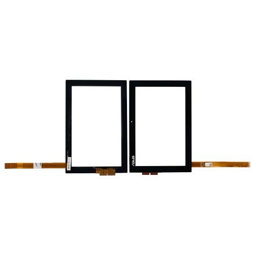 Сенсорное стекло, тачскрин для планшета Asus Eee Pad Transformer TF100, TF101 (WS**), 10.1 1280x800. PN: H-W20 D16A1AAN33-24. Черный.
