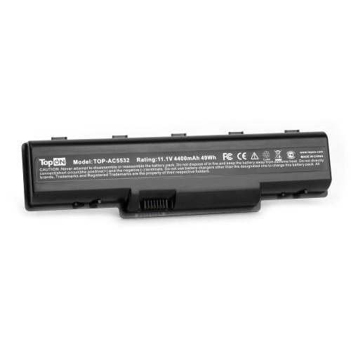 Аккумулятор для ноутбука Acer Aspire 4732, 5334, 5516, eMachines D525, D725, E525 Series. 11.1V 4400mAh PN: AS09A31, AS09A41