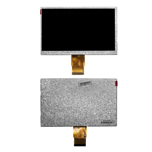Матрица для планшета 7.0 800x480 WVGA, 50 pin LED, teXet TM-7023, GoClever Tab R75. PN: GL070007T0-50 Ver 2.