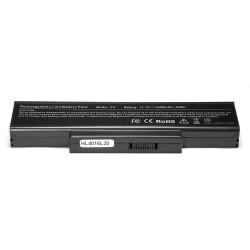 Аккумулятор для ноутбука Asus M51, F2, F3, F7, A9, Z53, X56, K73, N72, MSI, LG Series. 11.1V 5200mAh PN: A33-F3, BAT-F3