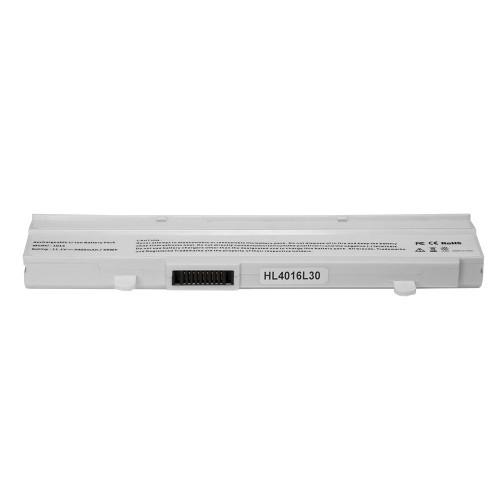 Аккумулятор для ноутбука Asus eee PC 1015PE, 1015PD, 1015PW, 1015T, 1015B, 1016, 1215N, VX6 Series. 11.1V 4400mAh PN: A32-1015, AL31-1015 Белый