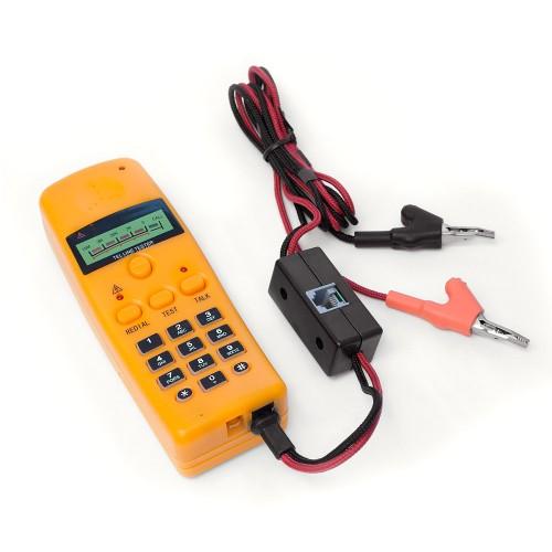 Мини-трубка для тестирования телефонных линий LAN-TELESET-50