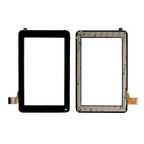 Сенсорное стекло, тачскрин для планшета Digma iDj7n, Optima 7.1, Mystery MID-721, SUPRA M713G, Explay N1, 7 840x480. PN: HH-PG070-002A. Черный.
