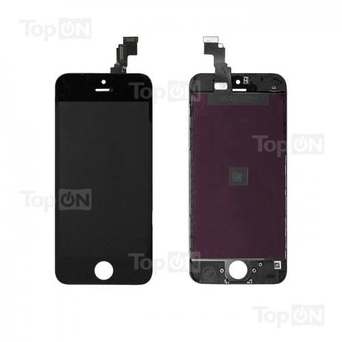 Матрица и тачскрин (сенсорное стекло) для смартфона Apple iPhone 5C, 4