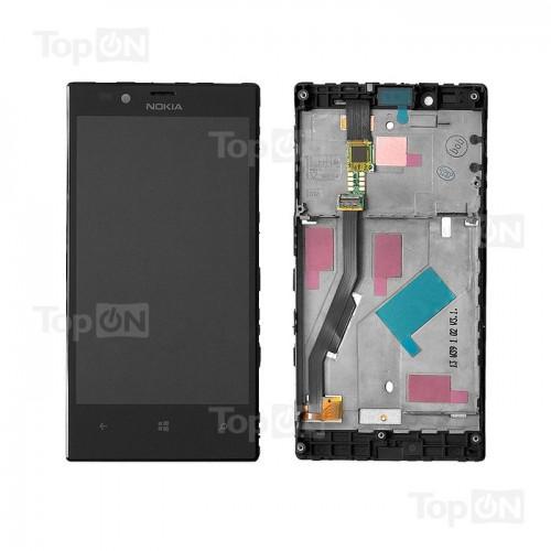 Матрица и тачскрин (сенс. стекло) в сборе для смартфона Nokia Lumia 720, 4.3