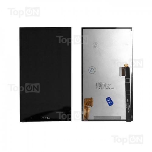 Матрица и тачскрин (сенс. стекло) в сборе для смартфона HTC One, M7 801e, 4.7