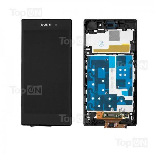 Матрица и тачскрин  в сборе для смартфона Sony Xperia Z1 L39H, 5