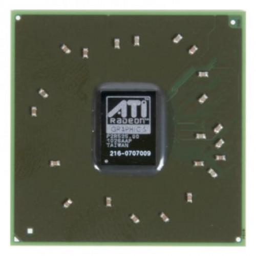 Видеочип AMD Mobility Radeon HD 3470, 216-0707009 (2009)