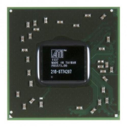 Видеочип AMD Mobility Radeon HD 6370, 216-0774207 (2015)