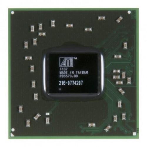 Видеочип AMD Mobility Radeon HD 6370, 216-0774207 (2011)