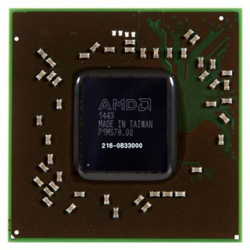 Видеочип AMD Mobility Radeon HD 7670M, 216-0833000, 100-CG2250