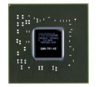 Видеочип nVidia GeForce 8400M GT, G86-751-A2 (2012)