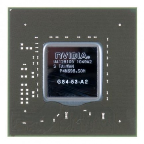 Видеочип nVidia GeForce 8800 GT, G84-53-A2 (2012)