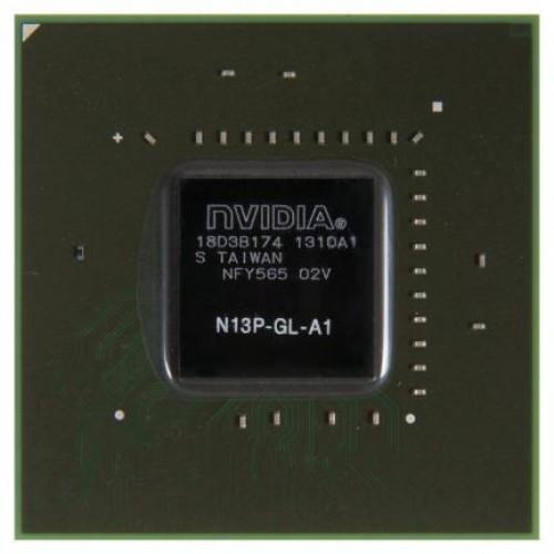 Видеочип nVidia GeForce GT 630M, N13P-GL-A1 (2013)