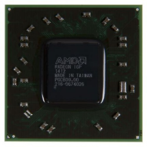 Северный мост ATI AMD Radeon IGP RS780, 216-0674026, 100-CG1596