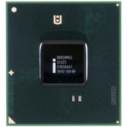 Северный мост Intel SLGZS, BD82HM55 (2012)