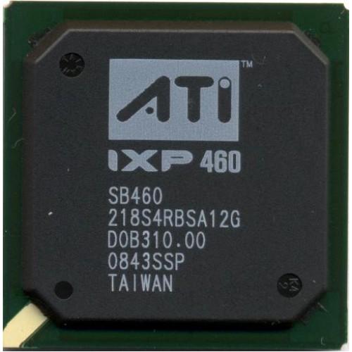 Южный мост AMD ATI IXP460, 218S4RBSA12G (2008)