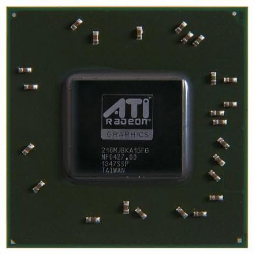Видеочип AMD Mobility Radeon HD 2600, 216MJBKA15FG (2012)
