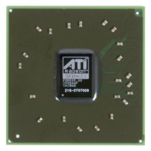 Видеочип AMD Mobility Radeon HD 3470, 216-0707009 (2012)