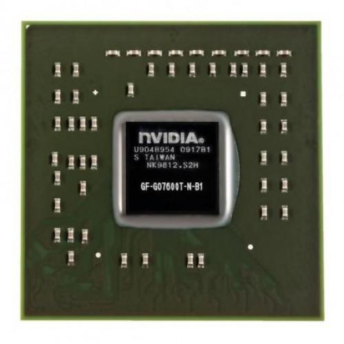 Видеочип nVidia GeForce Go7600, GF-GO7600T-N-B1 (2012)