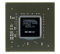 Видеочип nVidia GeForce 8600M GT, G84-603-A2, BGA